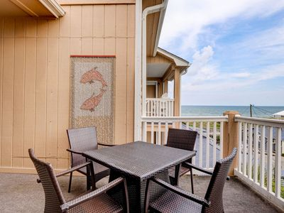 Photo for Sand Pebbles -Seaside Retreat- 2 Bed/Bath Oceanfront Condo at Carolina Beach!