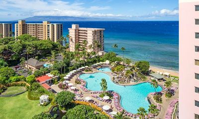 Photo for Kaanapali Beach Club Deluxe Ocean View or Ocean View. One or Two Bedroom Condo