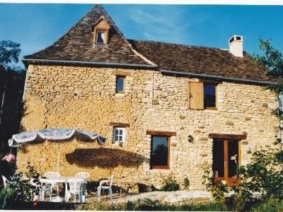 Photo for Character property perigordian 7 hectares in area overlooking Dordogne Valley