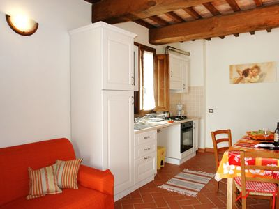 Photo for Apartment Agriturismo di Vinci in Vinci - 5 persons, 2 bedrooms