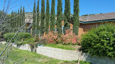 Photo for CUSTOM HILLTOP, VIEW, POOL, SPA, ORCHARD NEXT TO WINE TASTING, EZ FREEWAY, DOG K