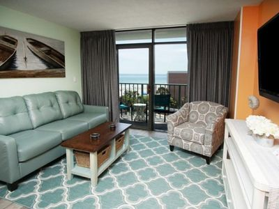 Sand Dunes 2 BR Oceanview Luxury Condo with Pools and Lazy River!