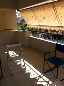 Photo for Big appartement  in Athens 3 minutes from the beach