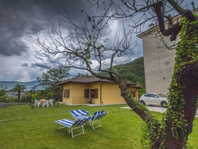 Photo for Verbania Intra: house with garden and car parking
