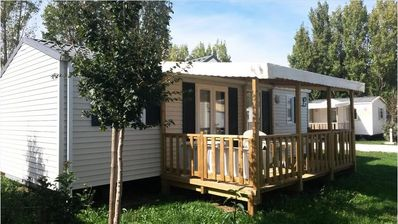 Photo for Camping Airotel Oléron **** - Mobil Home Comfort 4 Rooms 6 People
