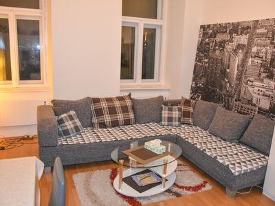 Photo for Big Modern Apartment at City Center (Prater Park) - best location!