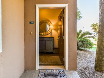 Emerald Waters #101, Custom Remodel, Private Beach Access.
