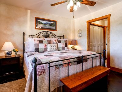 Photo for Deer Ridge Cottage | Pet Friendly Country Property