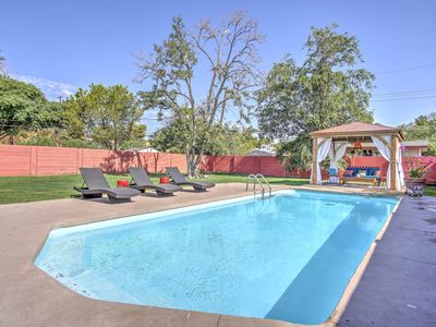 Photo for Vintage Las Vegas House w/ Pool - Near The Strip!