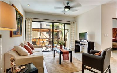 Photo for Ana's  Village - Delightful condo w/lovely pool.