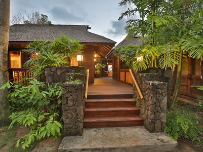Photo for happy haole hale bali style house