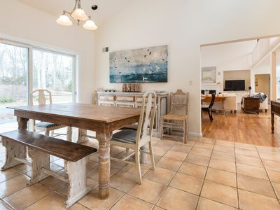 Photo for Private Summer Home 1/4 Mile from the Beach!