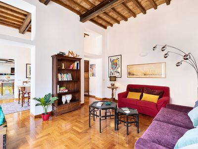 Photo for Teatro Pace | Space and luxury at 2 steps from Piazza Navona