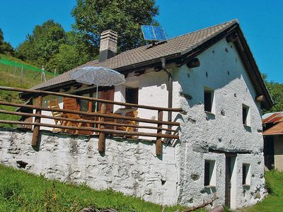 Photo for Vacation home Haus Girasole  in Leontica, Ticino - 4 persons