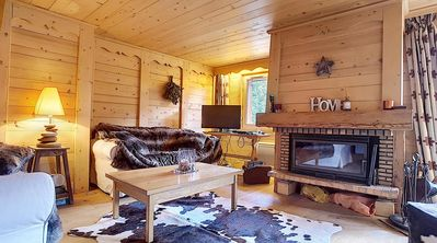 Photo for Charming duplex with two bedrooms located in a rural area Pettoreaux