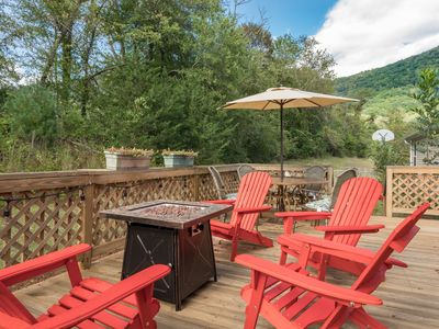 Photo for East Asheville Views, Fire Pit, Parkway,Large Home