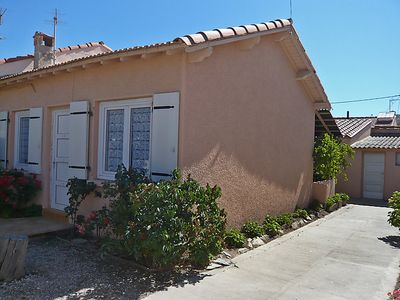 Photo for 3 bedroom Villa, sleeps 8 in Canet-Plage with WiFi