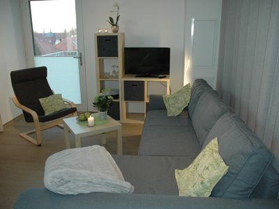 Photo for Apartment am Apfelgarten Serengeti Park, Heide Park, Hannover Messe