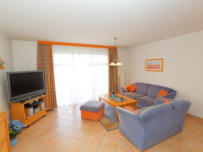 Photo for 2 room apartment on the ground floor, center, terrace, free WIFI