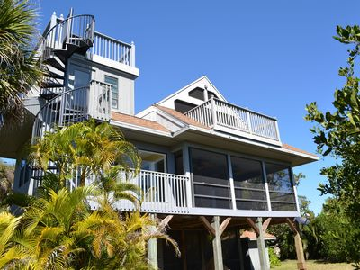 Private Harbor Home With Lighted Boat/Fish Dock/Kayaks, SH Club Membership.