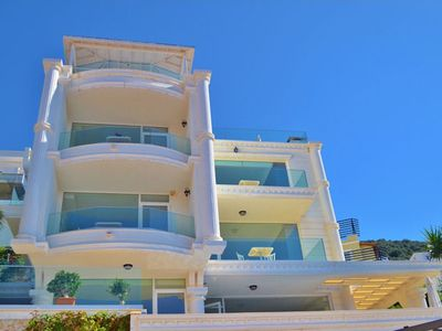 Photo for Villa Derya is stunning and arguably one of the best luxury villas in Kalkan. The villa is beautiful