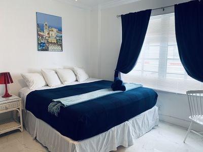 Photo for Luxury Beachfront Oasis on the famous Ocean Drive; Recently Renovated!