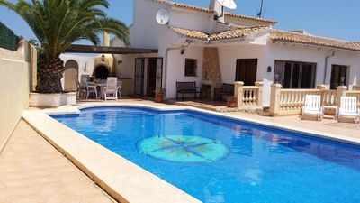 Photo for 5 Bedroom Villa with Pool in Moraira, Costa Blanca, Spain