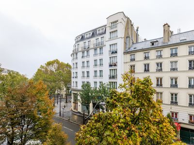 Photo for Beautiful apt 40m2 near St-Martin and Ourcq canals - Professional Cleaning