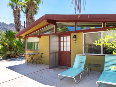 Photo for Mid-Century Bungalow on Beautiful, Secluded Desert Property in La Quinta Cove