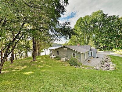 Photo for Gorgeous Waterfront Home on Westport Island w/ 2 Sunrooms