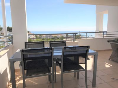 Photo for Casa Daphas with Sea view