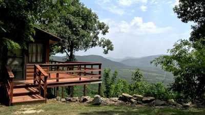 Photo for Arkansas Grand Canyon View Cabin
