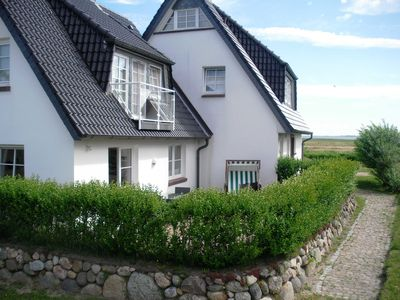Photo for Dünenblick (2 bedroom apartment) - house on the Wadden Sea