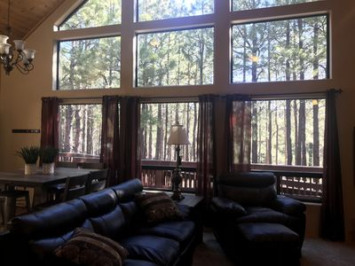 Photo for 3BR Cabin Vacation Rental in Forest Lakes, Arizona