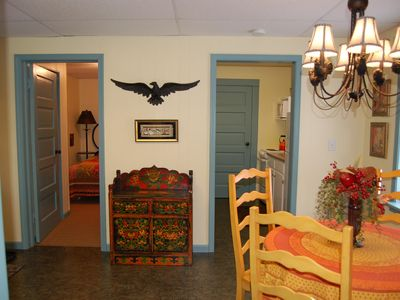 Eagles Nest Carriage House In Bluffton On The Lake Mi Back Dune