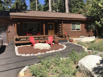 Photo for Beautifully Remodeled Chambers Landing Cabin