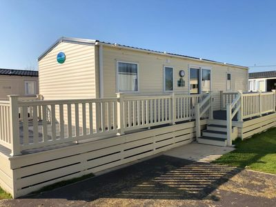 Photo for Luxury static caravan for hire at Tattershall lakes
