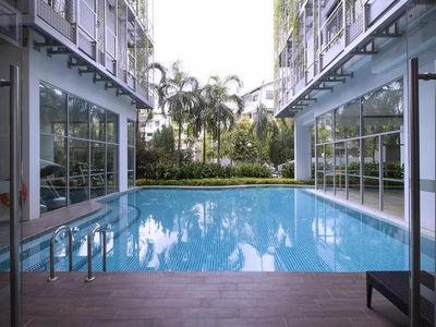 Photo for Service apartment in orchard near subway