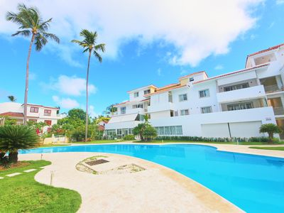 Photo for Los Corales. Close to Everything. Free WiFi, pool, parking. La Terraza C3