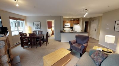 Photo for Walk to Everything! | 2BDR 2BA Condo Located in the Center of Whistler Village