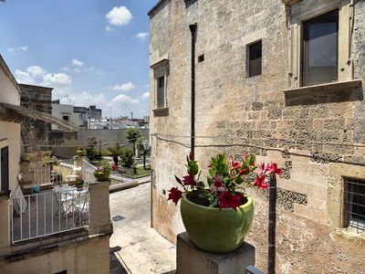 Photo for With panoramic terrace in historical centre - Apartment delle Stelle