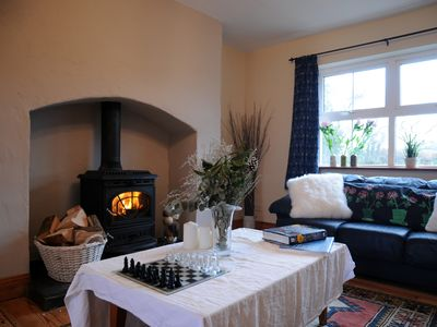 Photo for Ards Lodge Sleeps 11 , 4 BDR, 4.5 BTH Garden near Killarney