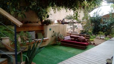 Photo for Wonderful Garden Apartment. Situated within 400 metres of Gordon beach