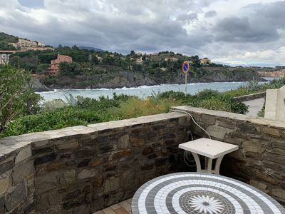 Photo for apartment rental in Collioure