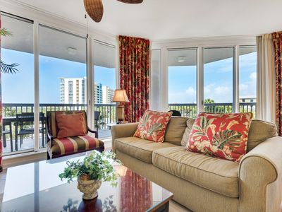 Photo for SALE 11/4-11/24 $90/night! Beachview Condo-3br/3ba, Sleeps 8 in Destin!