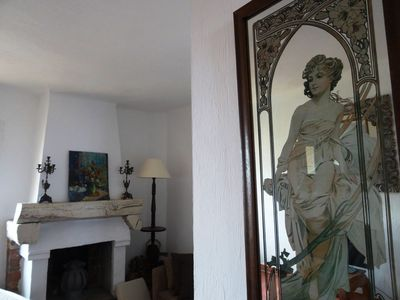 Photo for Charming appartment in Vence center