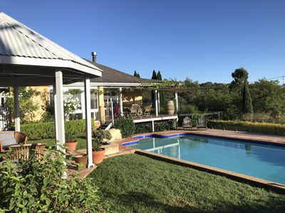 Photo for Milla's Vineyard Estate private property centrally located in the Hunter Valley