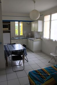 Photo for RENT 2 ROOM APARTMENT, QUIET PLACE AND NEAR THE BEACH