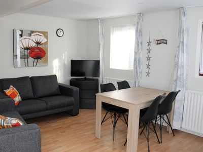 Photo for Holiday cottage Proost, 100 m. from the beach, boulevard and lighthouse