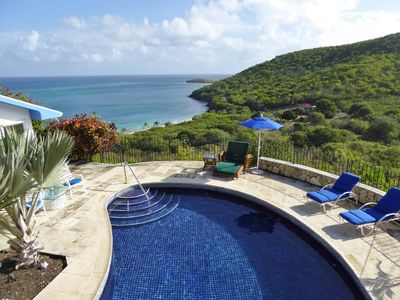 Gorgeous Private Pool And Ocean Views Await!